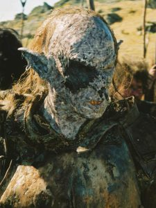 Lord of the Rings Orc for Weta Workshop
