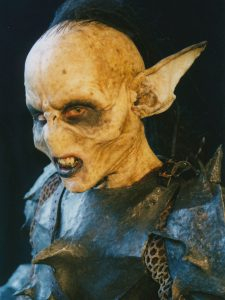 Lord of the Rings Moria Orc for Weta Workshop