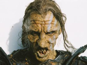 Lord of the Rings Stephan Ure Gorbag for Weta Workshop