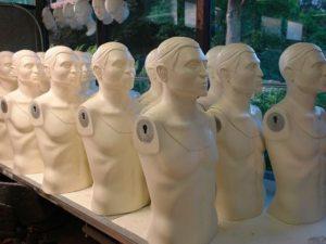 Van Gils mannequins