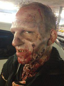 Zombie Jeroen van Inkel for Unreal